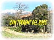 Logo Casa de colònies Can Torrent del Bosc
