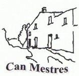 Logo Turismo rural Can Mestres