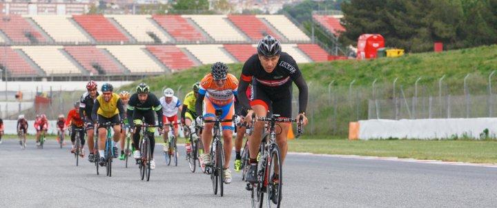 Bicircuit al Circuit de Barcelona - Catalunya