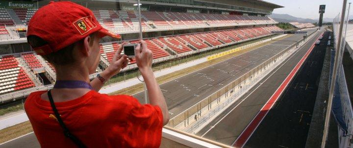 Visites guiades al Circuit de Barcelona-Catalunya