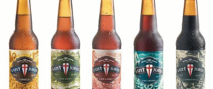Visita guiada a la fàbrica de cervesa amb tast cerveser i pica pica de proximitat