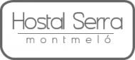 Logo Hostal Serra